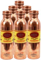 IndianCraftVilla Icv-C-2-237 550 Ml Bottle (Pack Of 6, Brown)
