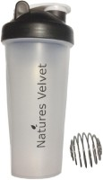 Natures Velvet Lifecare Ball Shaker, 600 Ml Shaker (Pack Of 1, Transparent)