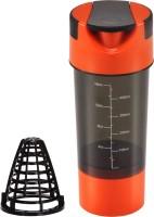 IShake Best Cup Orange 500 Bottle (Pack Of 1, Orange)