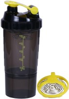 Dyeg Speed Spider Shaker 2 Ml Sipper (Pack Of 1, Yellow, Black)