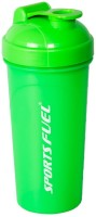 Technix Protein Shaker Regular 700 Ml Sipper (Pack Of 1, Green)