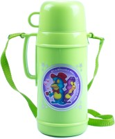 Cello Buddy Water 600 Ml Bottle (Pack Of 1, Green)