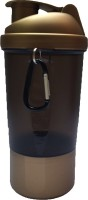 UDAK One Storage Loop 500 Ml Bottle, Shaker, Sipper (Pack Of 1, Copper)