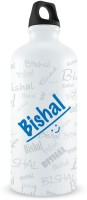 Hot Muggs Me Graffiti Bottle - Bishal 750 Ml Bottle (Pack Of 1, White)