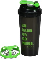 IShake Speed Green 700 Ml Sipper (Pack Of 1, Green, Black)