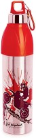 Bluplast Flo 440 Ml Bottle (Pack Of 1, Red)