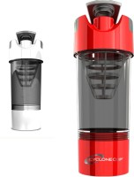 FIT-EMP Cyclone Cup Set Of 2 500 Ml Sipper (Pack Of 2, White, Red)
