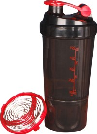 Eworld Speed 1 Storage Shaker Red 500 ml Bottle