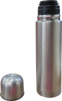 Blue Birds Slim Megalite Stainless Steel Bottle 500 Ml Flask (Pack Of 1, Silver)