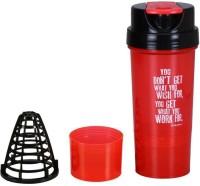 IShake Tornado Red 500 Ml Bottle (Pack Of 1, Red)