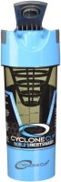 Cyclone Fitness-Shakers 500 Ml Bottle (Pack Of 1, Blue)