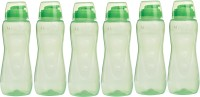 My Style Puria 600 Ml Sipper (Pack Of 6, Green)