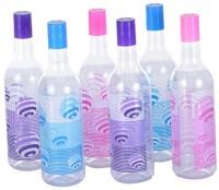 SKI Fridge Series Narrow Mouth Big 1000 Ml Bottle (Pack Of 6, Multicolour)