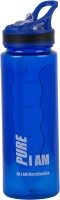 Fit I AM Tango Blue 600 Ml Sipper (Pack Of 1, Blue)
