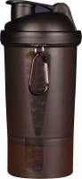 Eworld Matrix 500 Ml 1 Storage Shaker 500 Ml Bottle (Pack Of 1, Black)