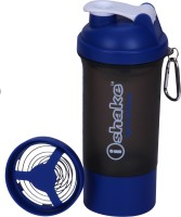 IShake 019 600 Ml Bottle (Pack Of 1, Blue)