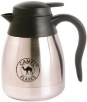 Camel Coffee Pot 600 Ml Flask (Pack Of 1, Silver)