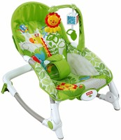 Fisher-Price Newborn to Toddler - Portable Rocker: Bouncer