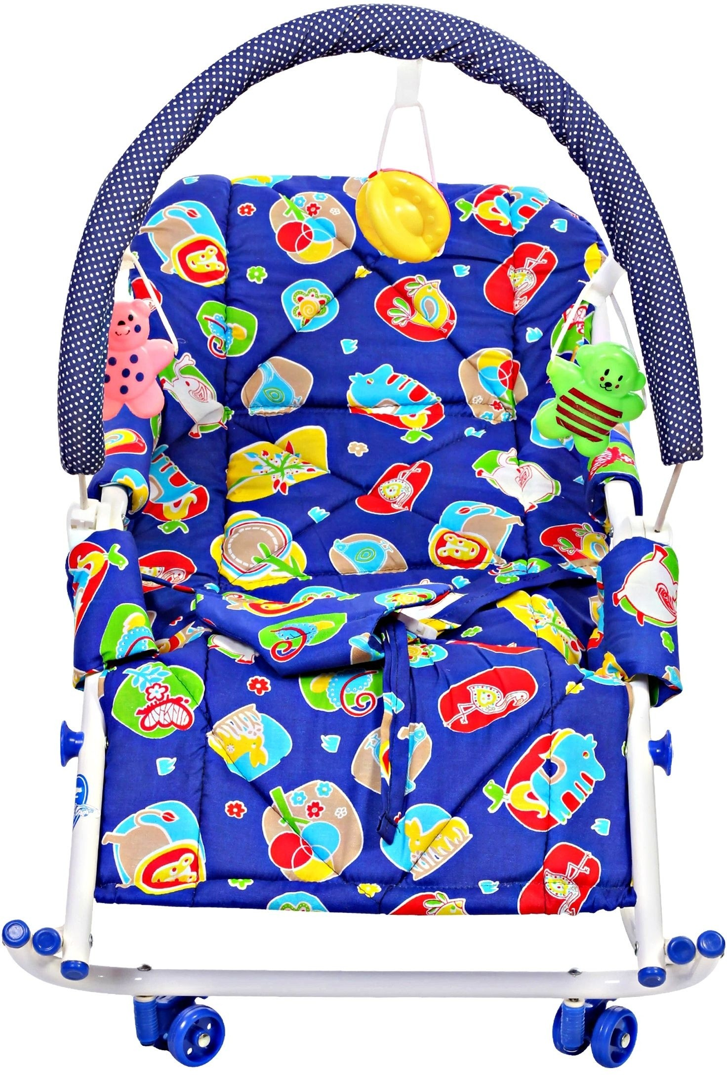 Rockers Swings Price In India Buy Online At Best Bright Starts Comfort Ampamp Harmony Portable Swing Blossomy Blooms New Natraj Rocko Blue