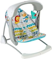 Fisher-Price Colourful Carnival Take-Along Swing & Seat: Bouncer