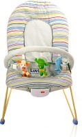 Luvlap Baby Bouncer White