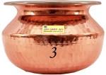 SSA Rajasthani/Punjabi handi no 3 without lid