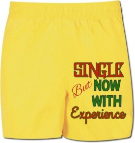 Amore Single With Experience Printed Men's Boxer Pack Of 1