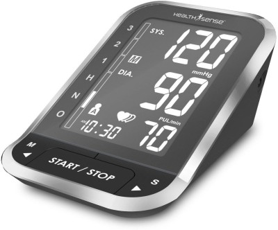HealthSense BP 300 Heart Mate Bp Monitor (Black)