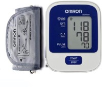 Omron HEM-8712 BP Monitor Bp Monitor (White)