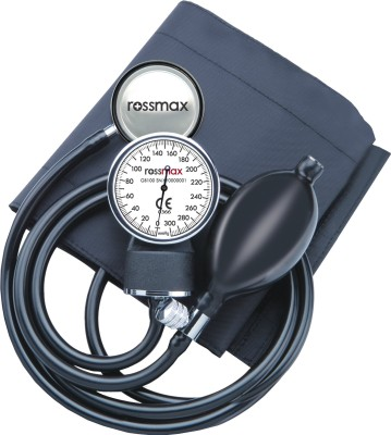 Rossmax GB Series Aneroid Sphygmomanometer (Black)