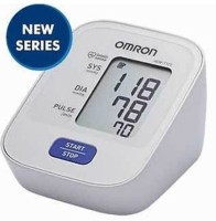 Omron Hem-7120 Digital Bp Monitor (White)