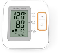 HealthSense Heart-Mate Classic BP-100 Bp Monitor (White, Orange)