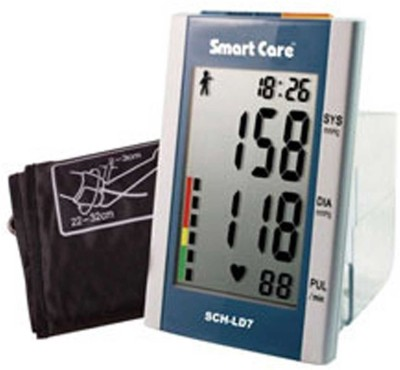 Smart Care SCE-1420 Automatic Blood Pressure Bp Monitor
