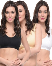 Bodycare Sportsbracomboe1607bsw Women's Full Coverage Bra