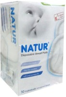 NATUR Disposable Breast Pads (50 Pieces)