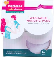 Morisons Baby Dreams Maternity Nursing Pads (2 Pieces)