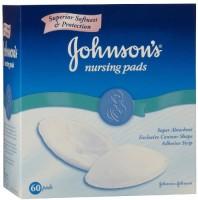 Johnsons Contour Nursing Pads (60 Pieces)