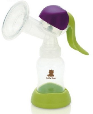 Medfirst Massage Breast Pump  - Manual (Green)