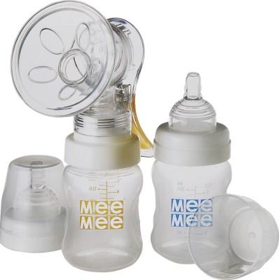 Mee Mee Breast Pump & Nursing Pads Range  - Manual (White)