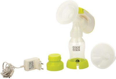 Mee Mee 2-in-1 Mini Electric Breast Pump  - Electric (Light Green)