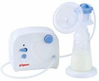Pigeon Silent Electric Breast Pump  - Electric (White)