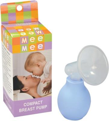 MeeMee Compact Breast Pump  - Manual (Blue)