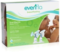 Evenflo Dual Electric Breast Pump  - Electric (White)