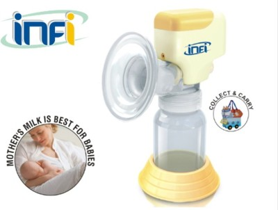 Infi Collect & Carry Breast Pump  - Electric (Yellow)
