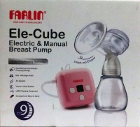 Farlin Ele-Cube Manual & Electronic Breast Pump  - Electric (NA)