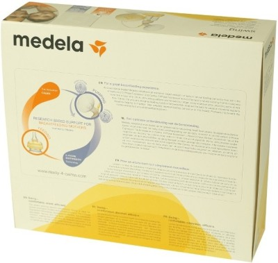 Medela Swing  - Electric (White, Yellow)