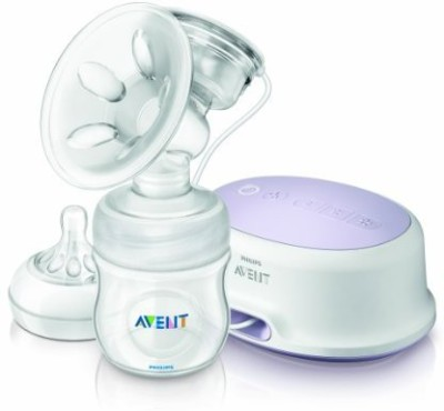 Philips Avent Single Electric Comfort Breast Pump  - Electric (White)