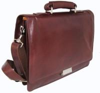 PE YH063 Medium Briefcase - For Men Brown-01