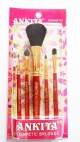 SHOPTICO 5 Pc Make Up Brush Set (Pack Of 5)