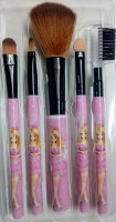DEE Doll 5 Pcs Make Up Brush Set (Pack Of 5)